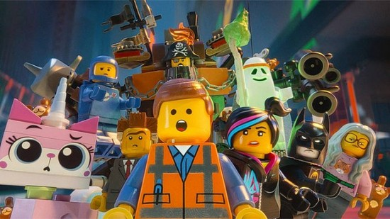 The Lego Movie -- Really Is Awesome!